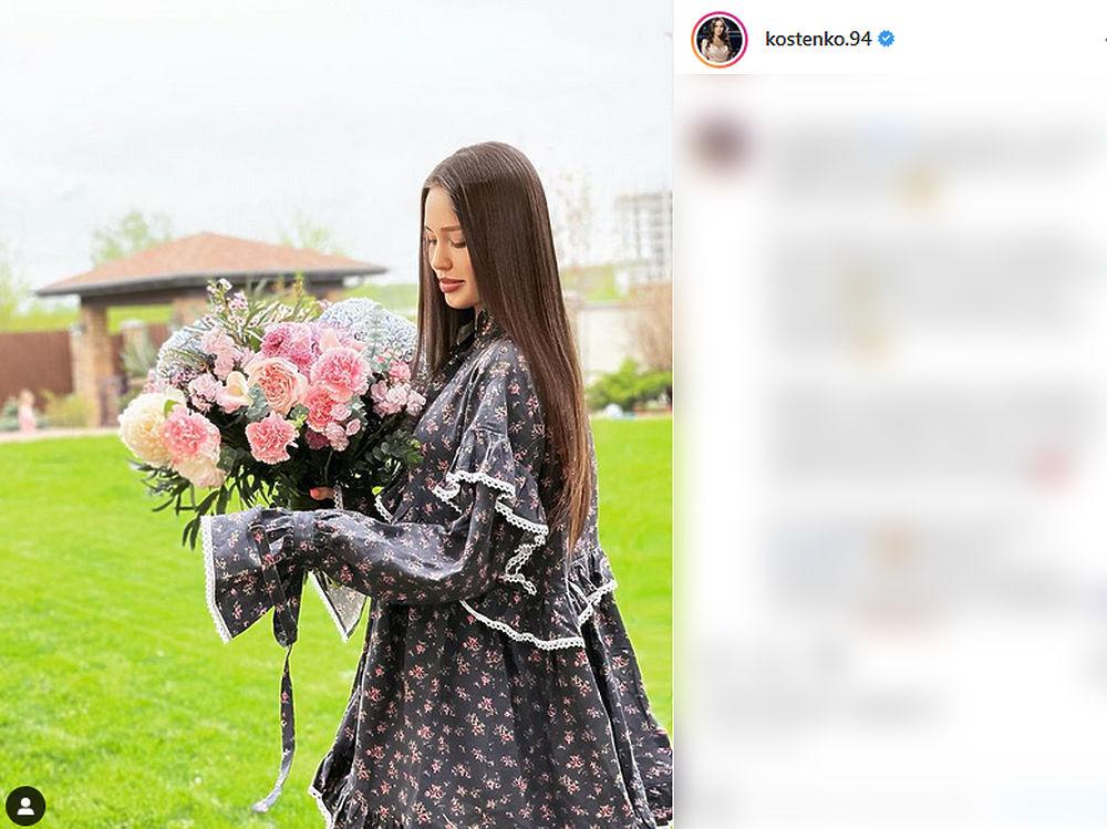 Экс-муж Бузовой вновь станет папой: Костенко ждет третьего ребенка