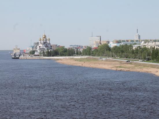 В Архангельске зафиксировали температурный рекорд