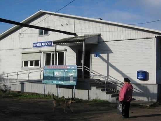 В Приморском районе чуть не сгорело почтовое отделение
