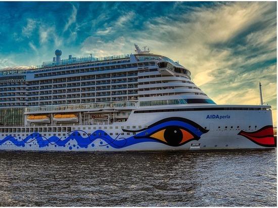 Германия: Аида возобновляет круизы по Средиземному морю