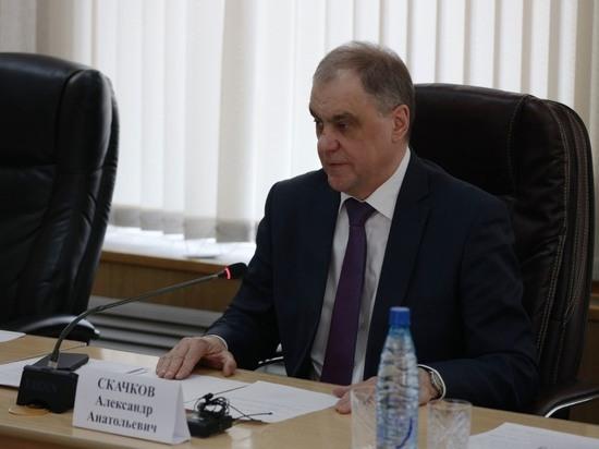 Скачков прокомментировал неприсвоение Чите почетного звания