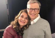 На пальце разводящегося Билла Гейтса заметили обручальное кольцо