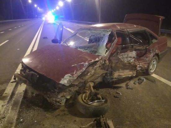 Умер водитель, врезавшийся в «КамАЗ» в Тверской области
