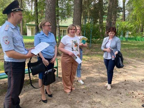 Комиссия проверила оздоровительный комплекс в Серпухове