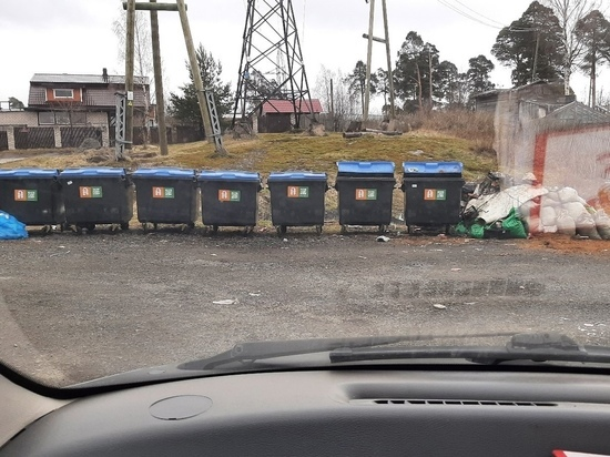 В Соломенном возобновят пакетный сбор мусора