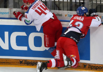 21 мая в Риге сборная России проводит свой первый матч чемпионата мира по хоккею против команды Чехии. «МК-Спорт» представляет прямую видеотрансляцию этого матча, предоставленную Первым каналом.