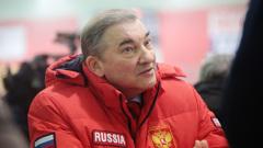 Владислав Третьяк на видео назвал фаворитов ЧМ-2021 по хоккею