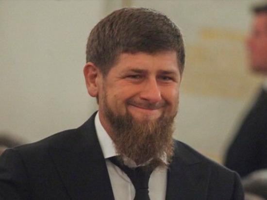 Руководителя региона заметили на улицах чеченской столицы