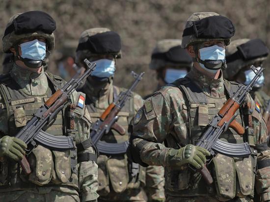 США решили оснастить Румынию и Грузию современным вооружением