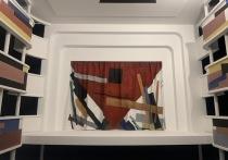 В Третьяковке показали творчество ученика Малевича, создавшего проект супрематического театра