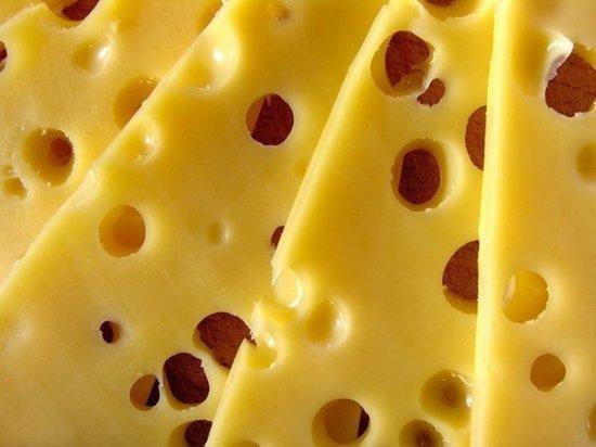 Сотрудники Россельхознадзора Карелии сожгли санкционный сыр, найденный в Петрозаводске