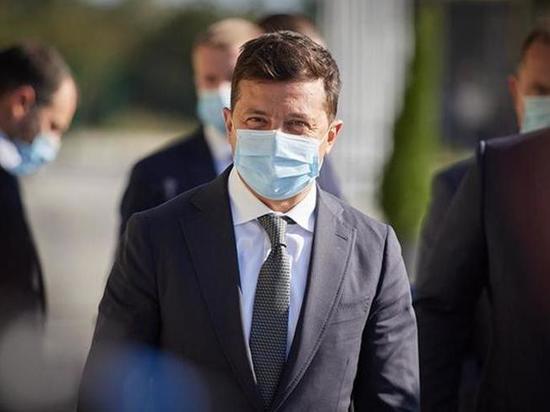 На Украине заявили о циничном отношении Европы к обидам Зеленского