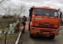Более 400 мешков мусора убрали с берега Кенона в Чите