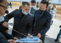 Айсен Николаев проверил строящиеся с участием федеральных средств объекты