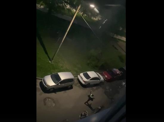 Жительница Петрозаводска возмущена шумом под окнами в два часа ночи