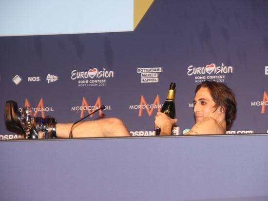 Сенсации конкурса: песня на русском вошла в европейский топ-10, у Молдовы загадочно исчезли высшие баллы