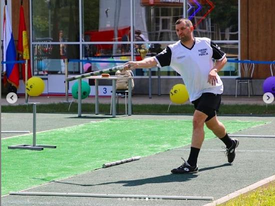Городошный спорт популяризируют в Серпухове