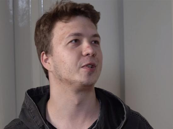 Ради задержания оппозиционера в Белоруссии направили истребитель к пассажирскому лайнеру