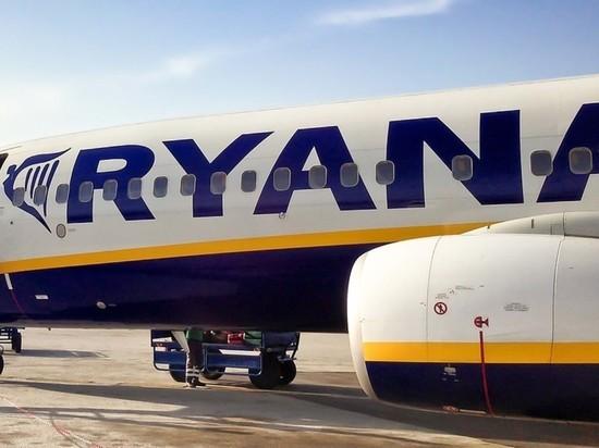 Принудительно посаженный самолет Ryanair готовится вылететь из Минска