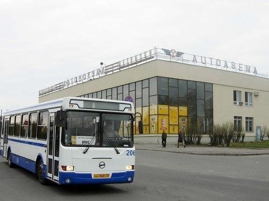 Автовокзал Петрозаводска отменил шесть рейсов 24 мая