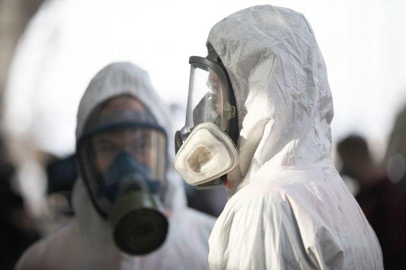 Черная зона коронавируса в России: о чем молчит Минздрав - МК