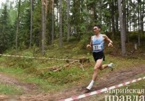 Спортсмен из Хакасии установил рекорд на чемпионате Росси по горному бегу