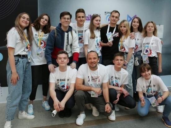 Трое школьников из Серпухова стали участниками большого пикника