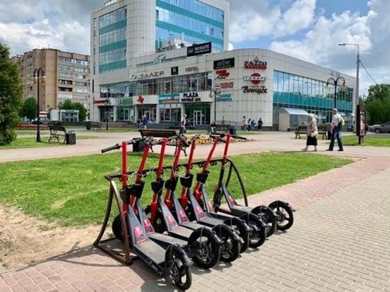 Похититель электросамоката найден по горячим следам в Серпухове