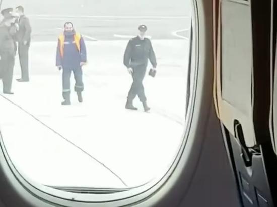 Находившийся на борту враг Лукашенко уговаривал пилотов не сажать самолет в белорусской столице