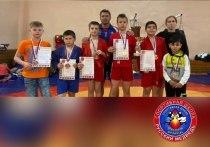 Самбисты из Серпухова успешно выступили на турнире в Протвино