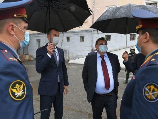 СИЗО уберут из центра Хабаровска