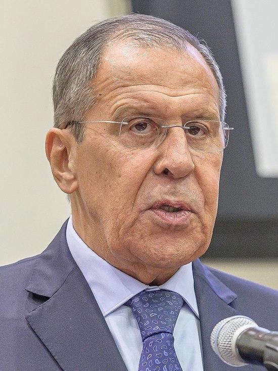 Лавров: Россия не оставит Белоруссию в беде