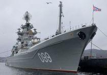 Атомный богатырь «Петр Великий» — самый крупный неавианесущий ударный боевой корабль в мире
