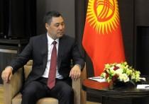 Владимир Путин обсудил ситуацию на киргизско-таджикской границе, где месяц назад в вооружённом столкновении погибли 36 человек, с президентом Киргизии Садыром Жапаровым