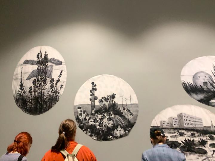 На выставке Таисии Коротковой в Третьяковке можно стать сталкером