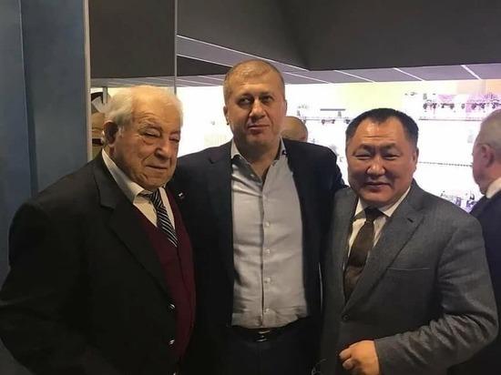 Миндиашвили был отцом для спортсменов - Шолбан Кара-оол