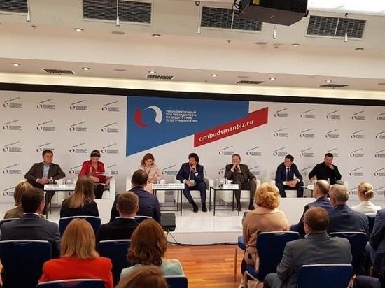 Калужская область в четверке лидеров регионов с наименьшим давлением на бизнес