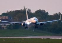 Авторы электронного письма о минировании самолета Boeing 737–800 авиакомпании Ryanair, который совершил в воскресенье экстренную посадку в Минске, угрожали взорвать бомбу на борту лайнера над Вильнюсом