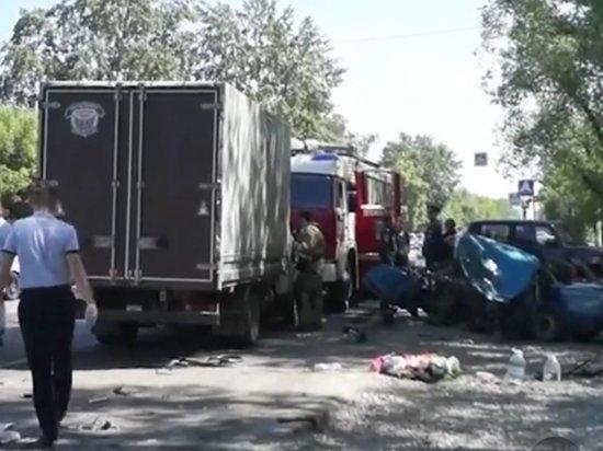 Водитель Land Rover, который устроил смертельное ДТП на улице Куйбышева, был пьян