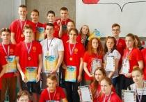 Соревнования по подводному спорту прошли в Серпухове