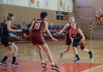 Баскетболисткам из Иванова совсем немного не хватило до медалей Спартакиады молодежи