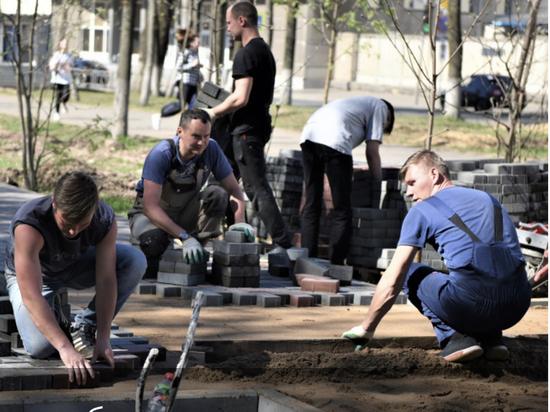 В Кирове назвали пешеходные зоны, которые отремонтируют в этом году