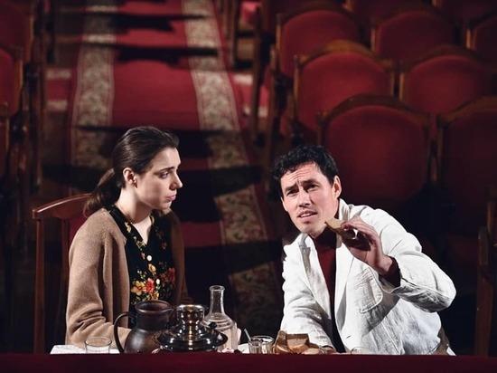 Серпуховский театр дебютировал на Международном фестивале «Мелиховская весна»