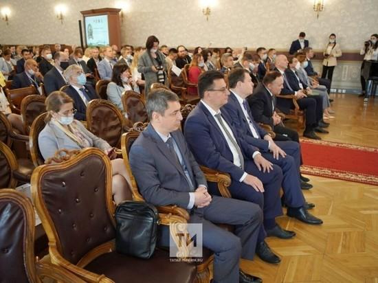 В Казани официально открыли XVI Международные «Державинские чтения».