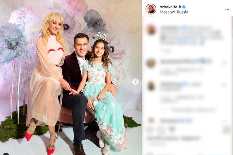 Кристина Орбакайте: «Влюбчивость - наша семейная черта»