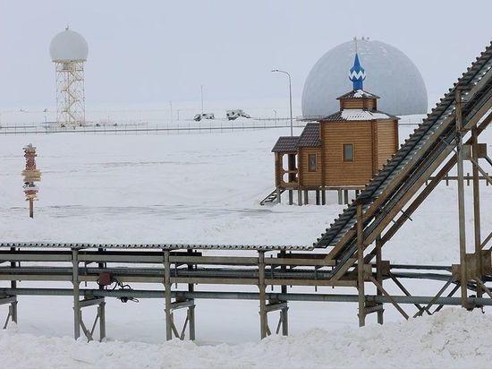 Военные рассказали о службе в «Арктическом трилистнике»