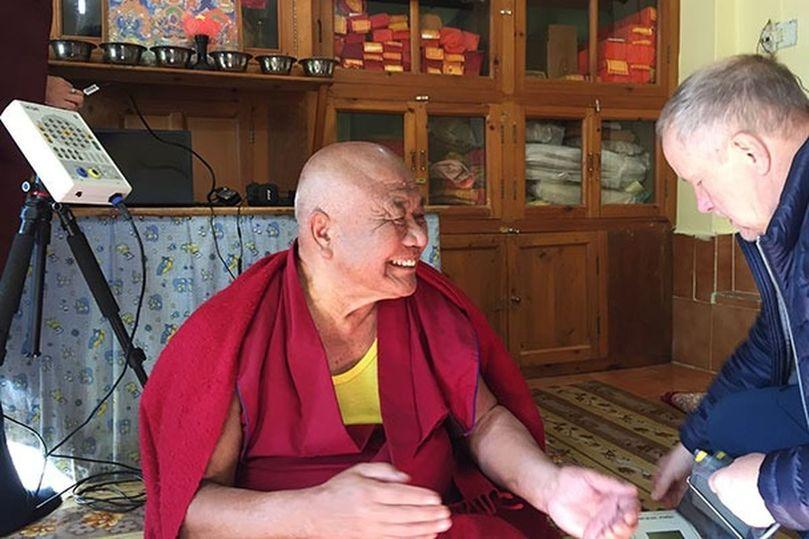 Российские биологи раскрывают тайну тибетских монахов: овладели техникой гибернации