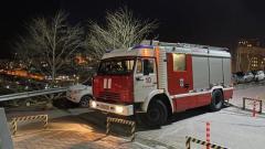 Пожарные опять не могли проехать к ЖК «Фрегат» во Владивостоке