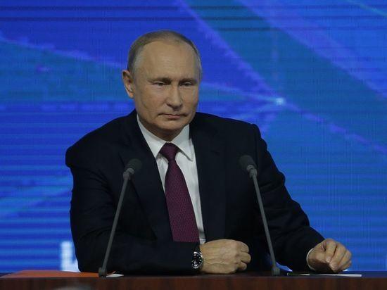 Путин назвал приоритеты развития российской армии и флота