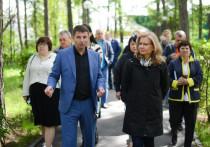 Жители Тогучинского района в ходе рейтингового голосования выбирают вариант благоустройства
